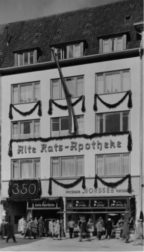 350 Jahre Alte-Ratsapotheke