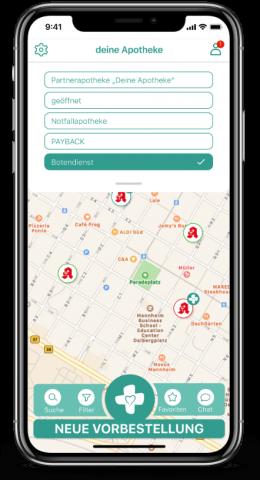 Apotheken-Apps
